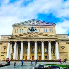 Beautiful Bolshoi Theater